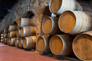 production de vin