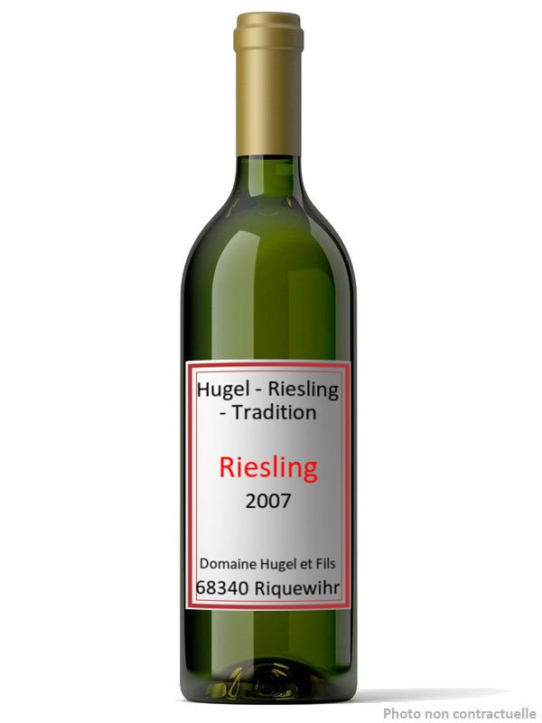 Hugel - Riesling - Tradition 2007