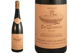 Domaine Zind-Humbrecht - Riesling - Clos Windsbuhl 2007