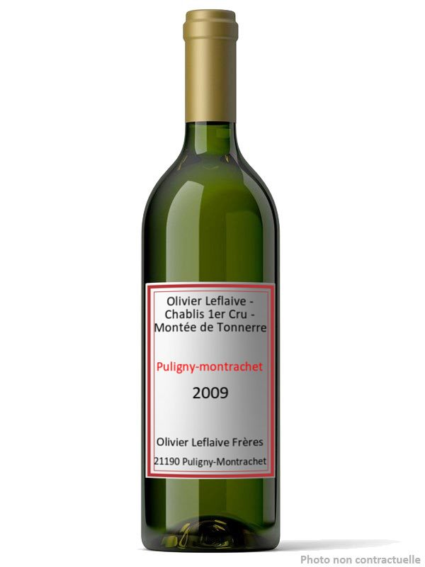 Olivier Leflaive - Puligny-Montrachet 1er Cru - Les Truffieres 2010
