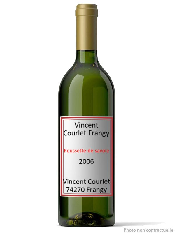 Vincent Courlet Frangy 2006